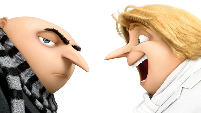 'Mommy, Is Gru a Good Guy or a Bad Guy?'
