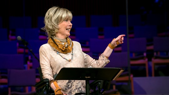 After 50 Years in a Wheelchair, I Still Walk With Jesus