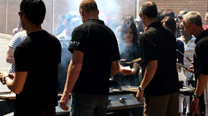 Backyard BBQ Evangelism:A New, True Parable Of Outside-The-Church-Walls Ministry