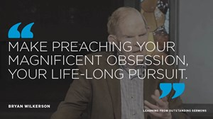 The High Calling of Preaching