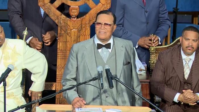 Louis Farrakhan's Jesus Is Not Our Jesus