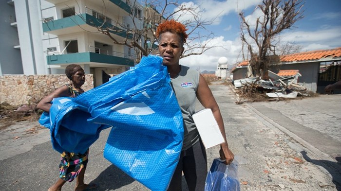 Caribbean Churches Destroyed by Deadly Hurricane Irma