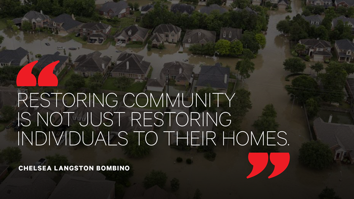 Why FEMA Should Fund Churches Damaged by Disasters