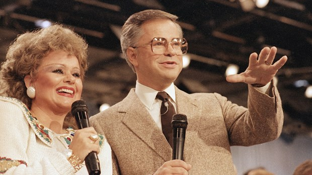 The Cautionary Tale of Jim and Tammy Faye Bakker