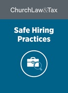 Safe Hiring Practices for Ministries