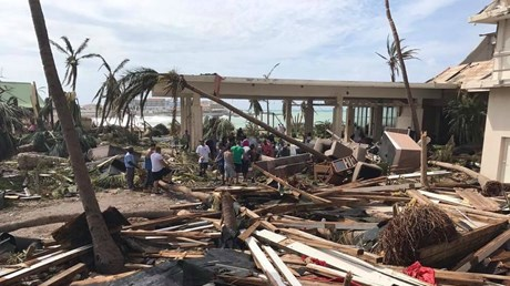 Q+A: Jonathan Falwell's Caribbean Vacation Turned into Hurricane Relief Ministry