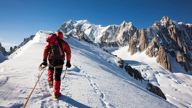 Mountaineer Felt Grief in His Physical Heart