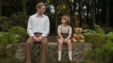'Goodbye Christopher Robin' Explores the Painful Origins of Winnie-the-Pooh