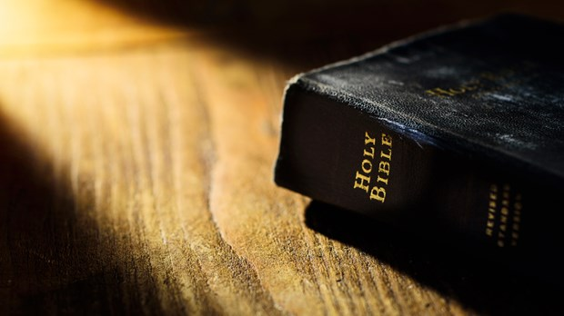 Thank God for Our Bibles