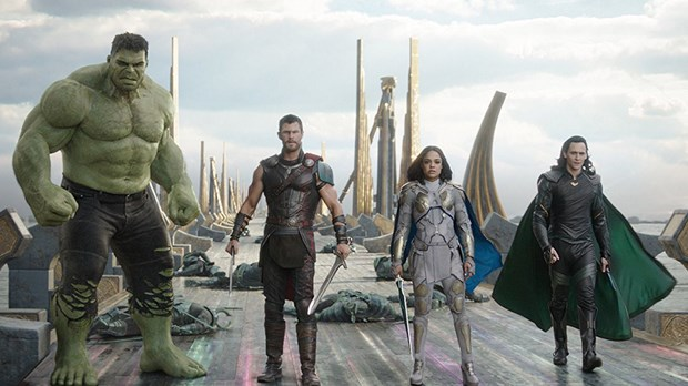 'Thor: Ragnarok' Invites Us to a Bright, Boisterous Duel with Death
