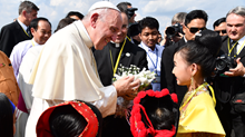 Can Pope Francis Help Myanmar's Muslims Without Hurting Its Christians?