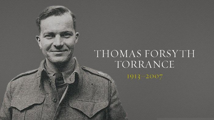 Thomas Forsyth Torrance