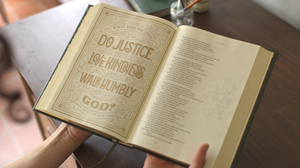 Beautiful Word: The Story of the ESV Illuminated Bible
