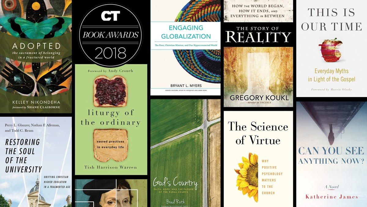 Christianity Today's 2018 Book Awards