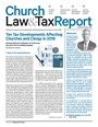 Church, Law & Tax January/February 2018 issue