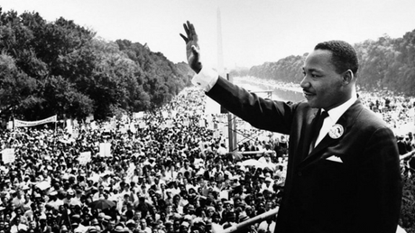 Billy Graham, Martin Luther King Jr., and Having a Dream