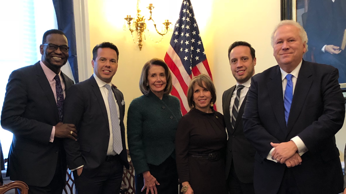 These Trump Advisers Want a Dreamers Deal Enough to Meet with Nancy Pelosi