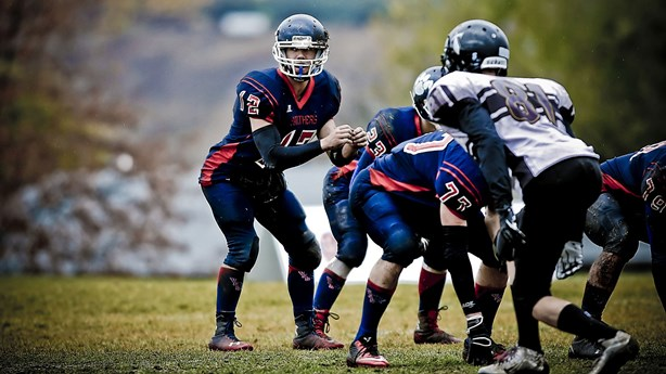 Why Football Players Say 'Hut!'
