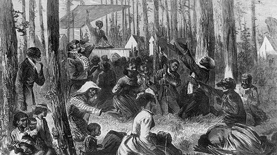 Why the Enslaved Adopted the Religion of Their Masters—and Transformed It