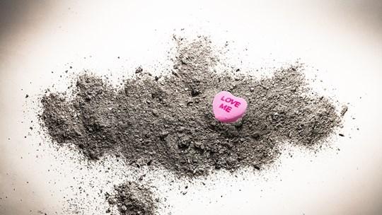 God's Message on 'Ash Valentine's Day': True Love Dies