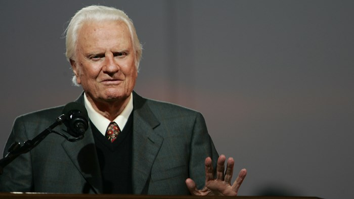 Here's How America Is Praising Its Best-Known Preacher ...