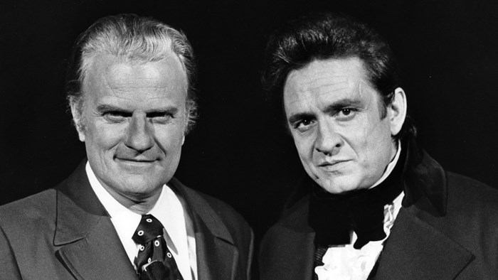 Billy Graham and Johnny Cash: An Unlikely Friendship