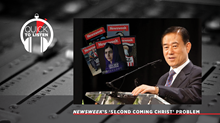 Newsweek's 'Second Coming Christ' Problem
