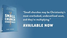 Small Church Essentials Is Here!