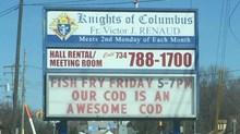 Resurrecting the Church Signs