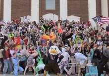 The Problem with Christians Doing the 'Harlem Shake'