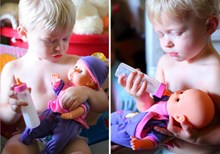 God Made Boys to Play with Dolls