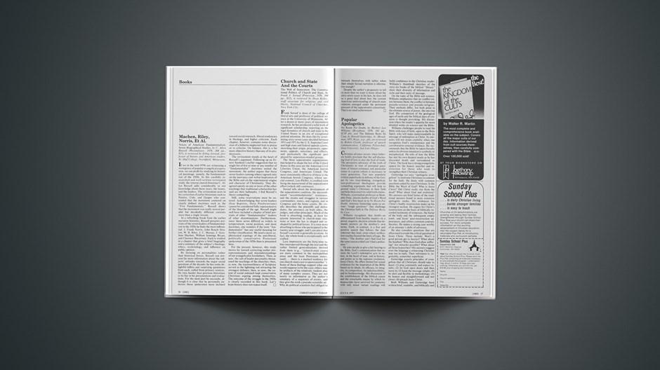 Book Briefs: July 8, 1977