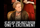 All Hail Maggie Smith