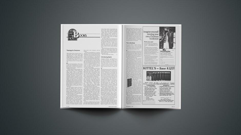 Book Briefs: September 19, 1980
