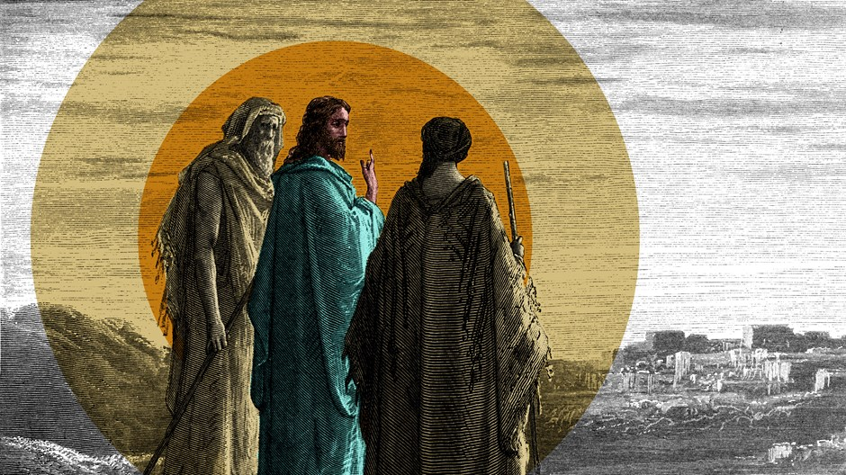 Walking to Emmaus with the Great Physician