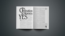 The Ordination of Women: Yes