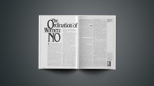 The Ordination of Women: No