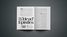 The 'Head' of the Epistles