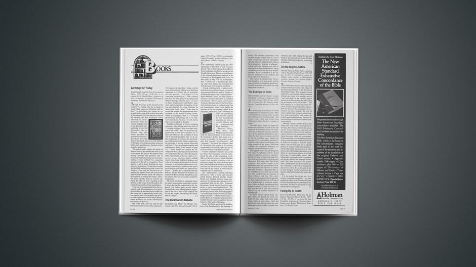 Book Briefs: January 2, 1981