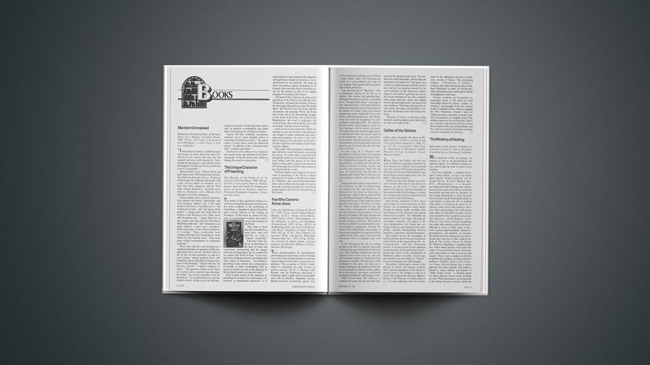 Book Briefs: January 23, 1981