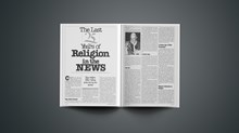 The Last 25 Years of Religion in the News
