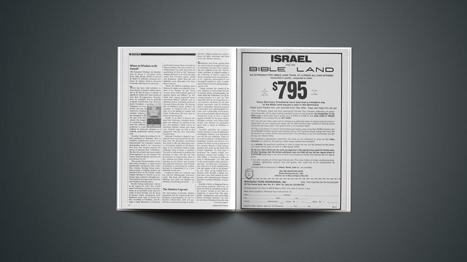 Book Briefs: February 19, 1982