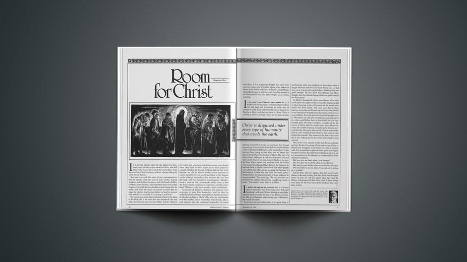 Room for Christ