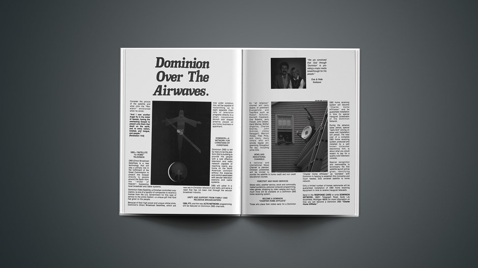 Dominion over the Airwaves