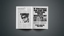 Has Born-again Bob Dylan Returned to Judaism?