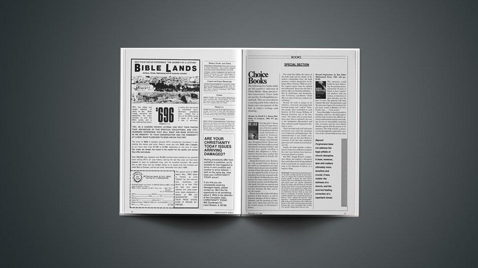 Book Briefs: November 23, 1984