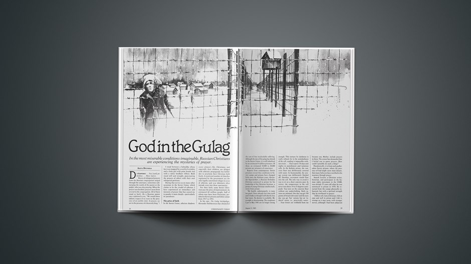 God in the Gulag
