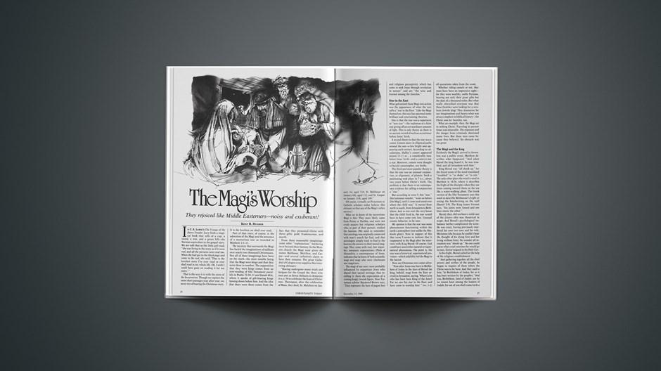 The Magi's Worship