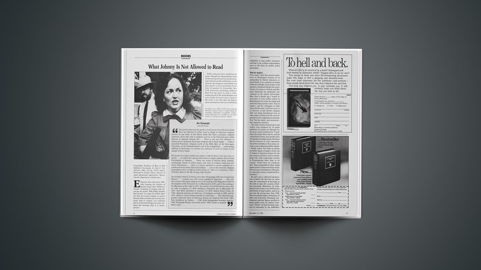 Book Briefs: December 12, 1986