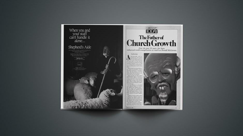 The Father of Church Growth